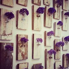 Wall Vases by The Junk Girls #LVMkt #pavLVMkt #antique #vintage