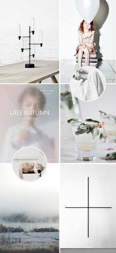 moodboard / blog milk blog