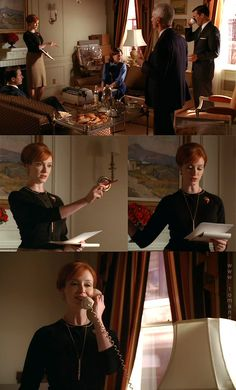 Mad Style: Joan Holloway, S3 Part 2 | Tom & Lorenzo Fabulous & Opinionated