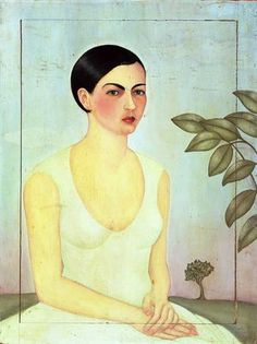 Painter Frida Kahlo was a Mexican self-portrait artist who was married to Diego Rivera and is still admired as a feminist icon. Frida E Diego, Diego Rivera Frida Kahlo, Frida Art, Frida Kahlo Portraits, Kahlo Paintings, Mexican Artists, Ouvrages D'art, Harlem Renaissance, Naive Art