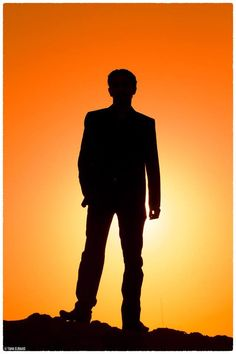 I will use a silhouette in my poster design to make it look like it's the mans shadow Person Silhouette, Shadow Silhouette, Man, Image Search, Deviantart, Poster, Fictional Characters, Silhouettes, Project 3