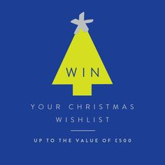 """We are giving you the chance to WIN your Christmas Wishlist from Joules up to the value of £500. To enter simply create a """"Joules Christmas Wish List"""" board and pin your favourite pieces from Joules. Then finally fill out your details here for a chance to win! > http://bit.ly/1Py3SEa"""