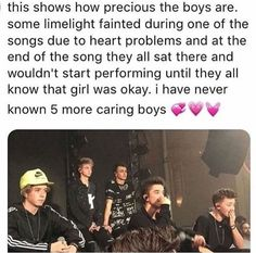 This is why I love them, they are so considerate and care about everyone which I love! And I remember Zach saw them faint and stopped the show! This shows how all of these guys are Amazing people! Future Boyfriend, Future Husband, Minion, Why Dont We Imagines, I Need U, Why Dont We Band, Zach Herron, Corbyn Besson, Jack Avery