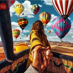 Come fly away #airballoon
