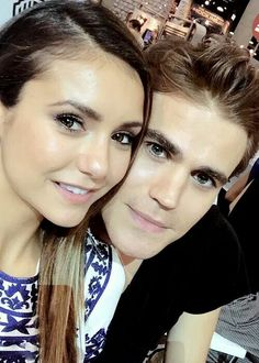 Paul and Nina Comic Con 2014