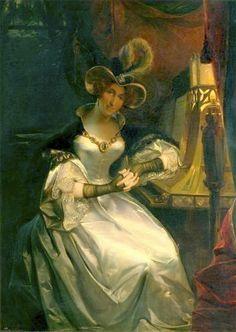 Queen Hortense exile in Arenenberg