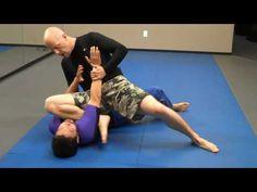 jui-jitsu BJJ - No Gi - Near side arm bar from side mount