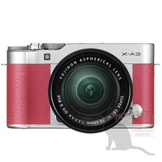 Leaked images of the Fujifilm X-A3 boast a retro look