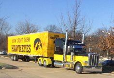Hawkeye truck