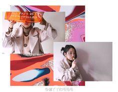 childhood abstract lollipop fashion style coat tibi dress 单品详情见微博@谭丫丫和毛毛毛