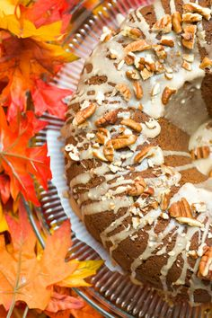 autumn bundt cake