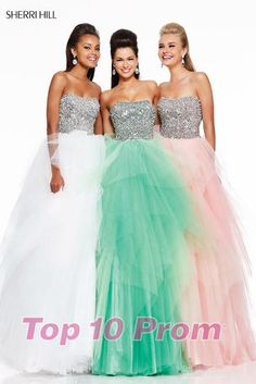 9e5c84c88f67 Top 10 Prom 2014 CatalogFeaturing Sherri Hill - Page-40-B40AIn store now! Merle  Norman of Asheville 828-299-7403
