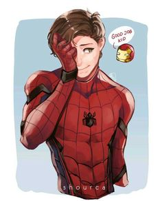 Avengers And Spidey Squad Just One Shots about Spiderman in Avengers life Fan-Fiction amreading books wattpadJust One Shots about Spiderman in Avengers life Fan-Fiction amreading books wattpad Marvel Dc Comics, Marvel Avengers, Marvel Fan Art, Marvel Funny, Marvel Memes, Avengers Fan Art, Die Rächer, Tribute, Spideypool