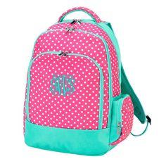 ac6228712406 Personalized Backpack Bookbag Kids School Tote Bag