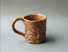 Image of Woodcut Mug DCP Ceramics