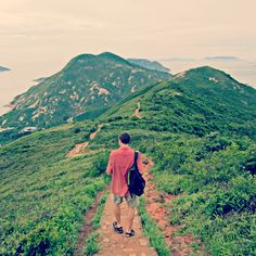 Walking the Dragon's Back Trail, #HongKong  and 32 other stunningly beautiful hikes