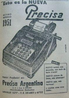"""La """"máquina de calcular"""" que usaban los negocios... hasta que el mundo no se complicara tanto."""