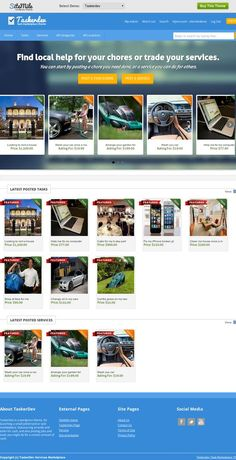 Taskerdev WordPress Theme - SiteMile
