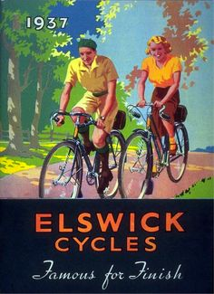 Elswick Bicycle Ad