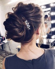 Wedding Hairstyles : Long wedding updo hairstyles from tonyastylist #weddingupdos #weddinghairstyles