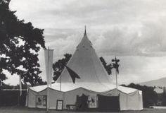 Chapiteau | Théâtre Les Montreurs d'Images 1988 Photo Suzi Pilet