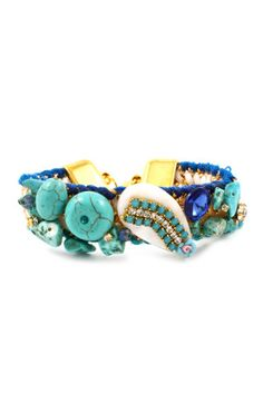 Semi Precious Othello Bracelet