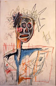 Basquiat .More Pins Like This At FOSTERGINGER @ Pinterest