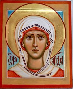 St. Ariadne Religious Icons, Religious Art, Typical Russian, Bible Images, Orthodox Icons, Sacred Art, Christian Art, Byzantine, Art Techniques