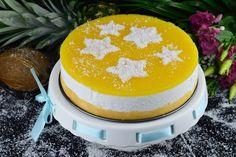 Tiramisu, Cake, Desserts, Food, Coconut Mousse, Pineapple, Salads, Tailgate Desserts, Deserts