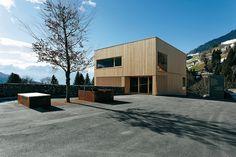 cukrowicz.nachbaur architekten - Gemeindezentrum St. Gerold