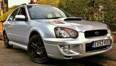 2003 Subaru Impreza 2.0 WRX Turbo £1850