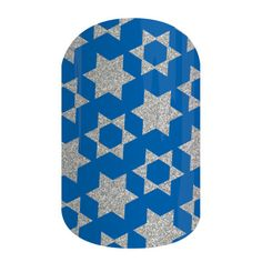STAR OF DAVID: Jamberry Nail Wraps