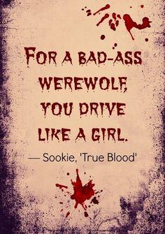 Sookie Quote | True Blood