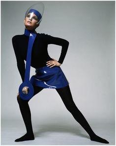 Raquel Welch for Pierre Cardin 1967