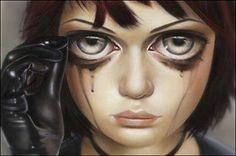 """""""BIG EYES"""" Tim Burton La storia della pittrice autodidatta Margaret Keane La ghostpainter dei bimbi dagli occhi grandi. Marito truffatore ma precursore della Pop Art"""