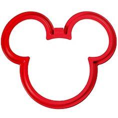 Disney Mickey Mouse Pancake Ring - Silicone egg cookie cutter red 400148716496 Best of Mickey Mouse Pancake Mold Item No. Mickey Mouse Pancakes, Mickey Minnie Mouse, Mickey Mouse Kitchen, Disney Kitchen, Walt Disney World Vacations, Disney Trips, Mickey Waffle Maker, Pancake Pan, Home