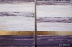 Purple Haze contemporary artwork