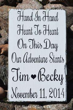9 lovely shabby chic wedding signs for your wedding - wedding signs - cuteweddingideas.com