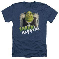 Shrek: Happens Heather T-Shirt