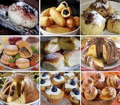 Množstvo skvelých receptov na buchty, muffiny, bábovky a iné sladké dobroty zo stránky NAJLEPŠIE pozbierané RECEPTY...