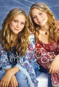 Used to have this poster. Ashley Mary Kate Olsen, Ashley Olsen, Elizabeth Olsen, Olsen Twins Full House, Olsen Twins Style, Michelle Tanner, Olsen Sister, Selena Gomez Style, Miranda Cosgrove