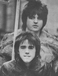 Eric & Woody - Bay City Rollers.I really loved the Bay City Rollers Woody was my favorite.Please check out my website thanks. www.photopix.co.nz