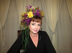 MARDI GRAS MAGIC Carnivale Carnival Style by CoquettishlyAdorned, $96.00