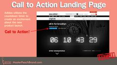 The successful Call to Action Landing Page must create an excitement to viewers. Click on Visit to read more...