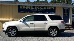 2008 SATURN OUTLOOK for sale at Balkcum Auto