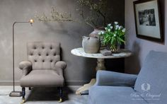 The official website of Pure & Original Wall Colors, House Colors, Fresco, Castle Stones, Lime Paint, Interior And Exterior, Interior Design, Rich Home, Tadelakt