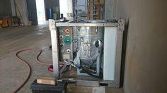 Sistema EQ300S - Utilizado con Grante. Consumo de 40 Kg por hora de abrasivo