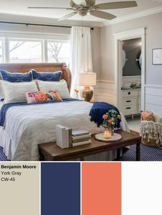 This pale gray resembles 18th century stone color but we think it looks even better in your home. Find our favorite ways to use it.