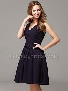 Check out the Chiffon Bridesmaid Dresses to Shine in the Party #BridesmaidDresses #ChiffonDresses