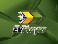 Logotipo criado pela Ópera para o projeto EVPlayer do Grupo Enseja Educação de Recife | PE